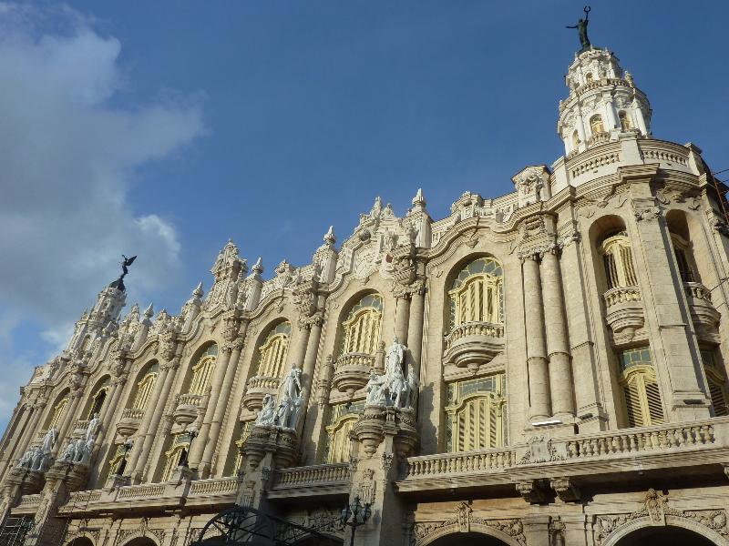 Gran Teatro Nacional de la Habana