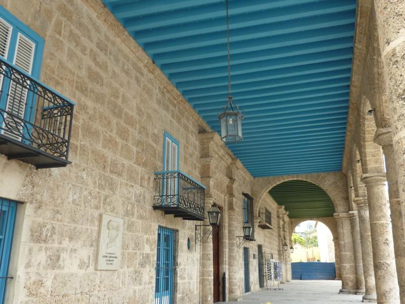 Palacio del Conde Lombillo