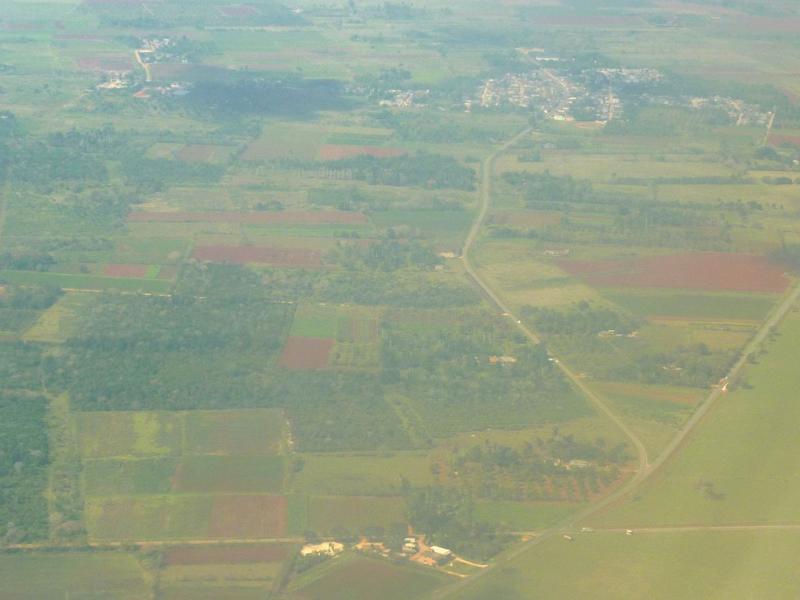 Cuba Aerial