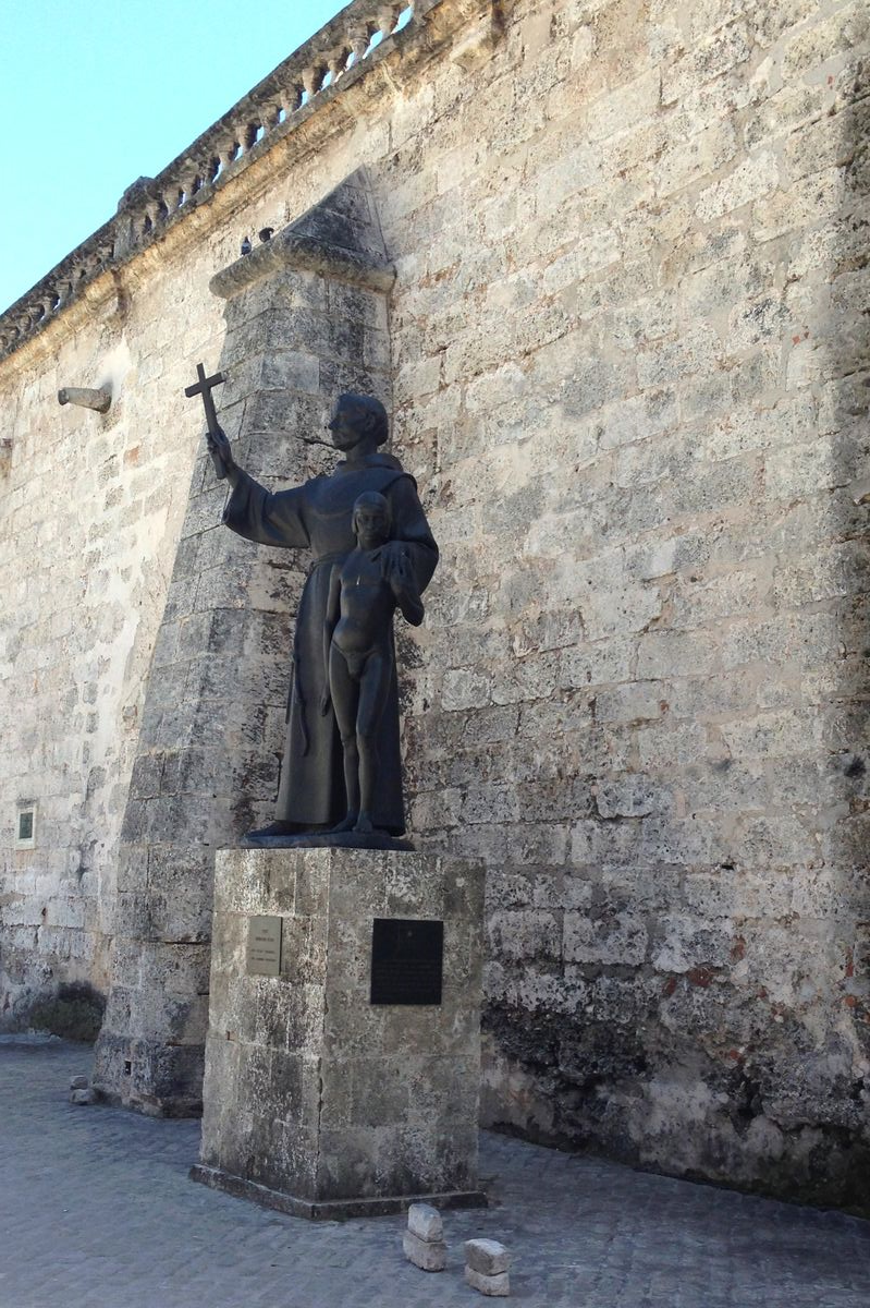 Fray Junipero Serra with Juaneño