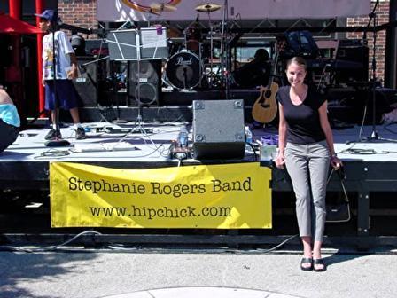 Stephanierogersband